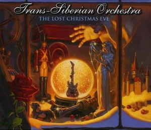 Trans-Siberian Orchestra Christmas music album