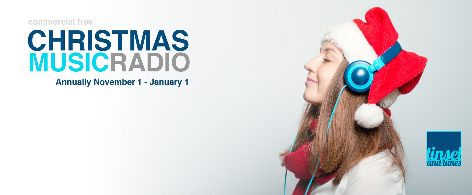 Tinsel & Tunes - Free Christmas Music 24/7
