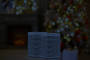 Sonos Christmas Music with Tinsel & Tunes